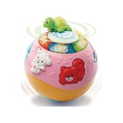 VTech Crawl & Learn Bright Lights Ball Pink