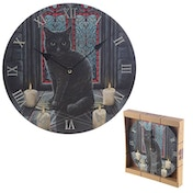 Sacred Circle Lisa Parker Wall Clock