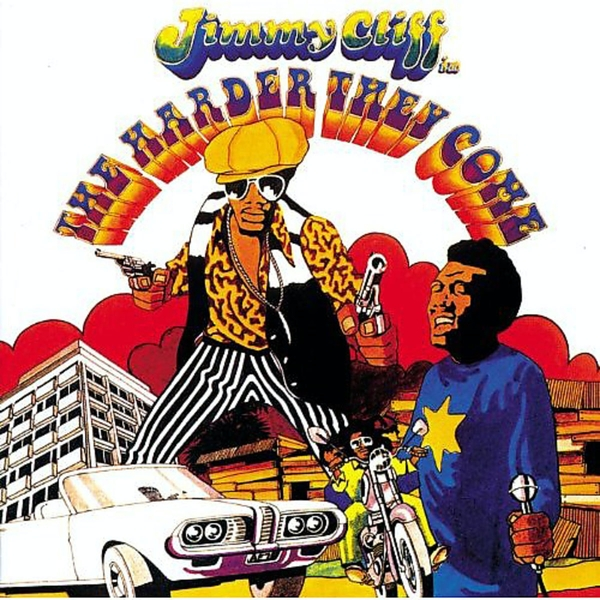 Various - The Harder They Come (Original Soundtrack Recording) Vinyl