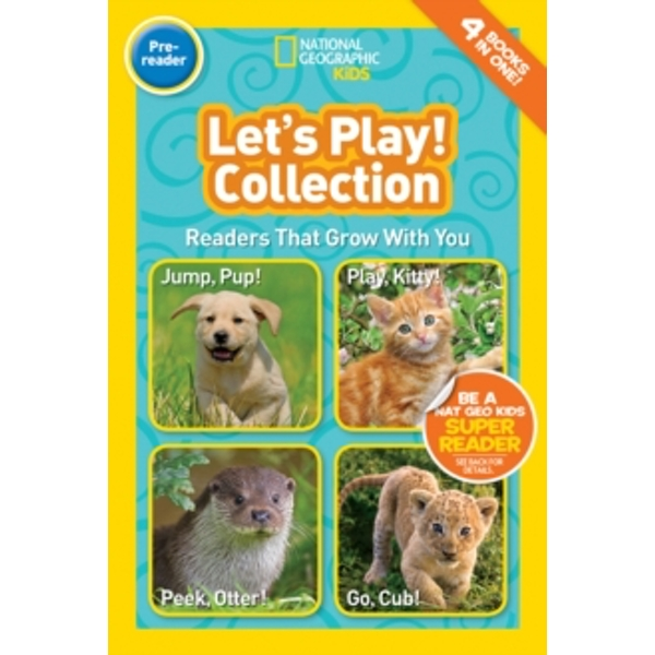 National Geographic Kids Readers: Let's Play