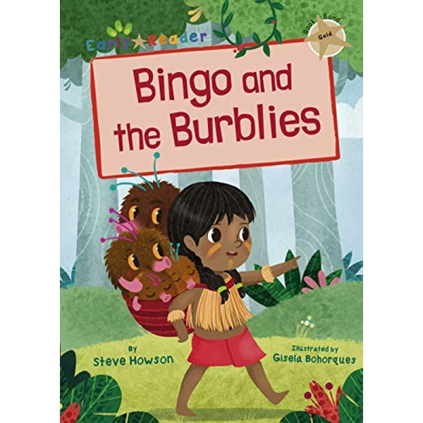 Bingo and the Burblies (Gold Early Reader)  Paperback / softback 2019