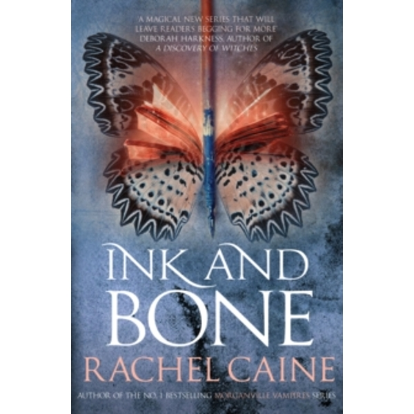Ink and Bone by Rachel Caine (Paperback, 2015)