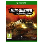 Spintires Mudrunner Xbox One Game