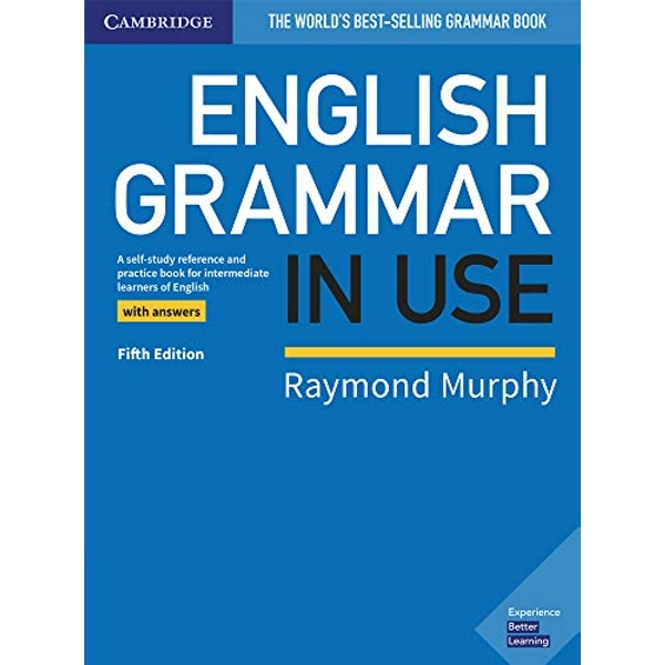 English Grammar in Use Book with Answers A Self-study Reference and Practice Book for Intermediate Learners of English Paperback / softback 2019