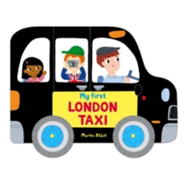 Whizzy Wheels: London Taxi by Pan Macmillan (Board book, 2012)