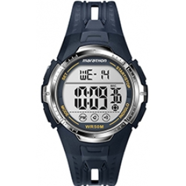 Timex Unisex Digital Watch With Lcd Dial Digital Display