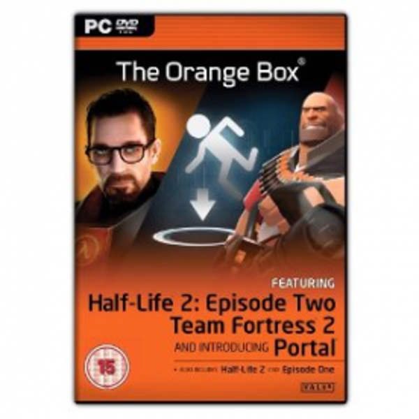 Half-Life 2 The Orange Box Game PC