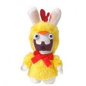 Raving Rabbids Chick Talking Soft Toy