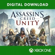 Assassin's Creed Unity Xbox One Digital Download Game