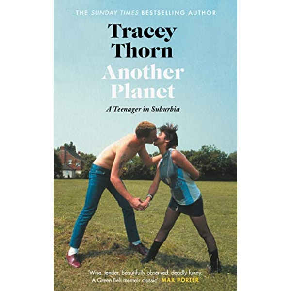 Another Planet A Teenager in Suburbia Hardback 2019