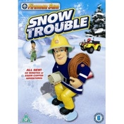 Fireman Sam Snow Trouble! DVD