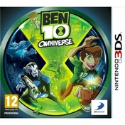 Ben 10 Omniverse Game 3DS