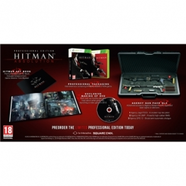 Hitman Absolution Professional Edition Game Xbox 360 - Image 2