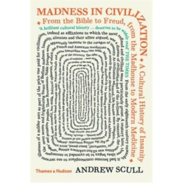Madness in Civilization: A Cultural History of Insanity by Andrew Scull (Paperback, 2016)