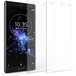 Sony Xperia XZ2 3D Tempered Glass - Clear - Image 2