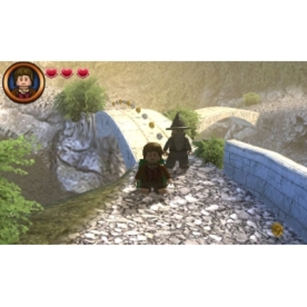 Lego Lord Of The Rings Game DS - Image 5