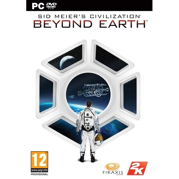 Sid Meier's Civilization Beyond Earth PC Game (with pre-order DLC) (Boxed and Digital Code)
