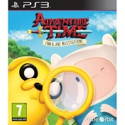 Adventure Time Finn and Jake Investigations PS3 Game
