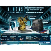 Aliens Colonial Marines Collector's Edition Game Xbox 360