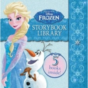 Disney Frozen Storybook Library