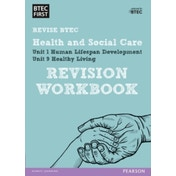 BTEC First in Health and Social Care Revision Workbook by Pearson Education Limited (Paperback, 2014)