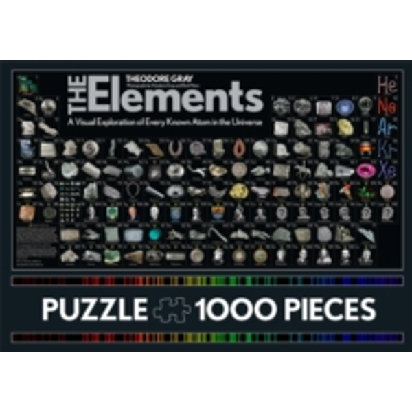 The Elements Jigsaw Puzzle : 1000 Pieces