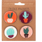 Boho Fridge Magnets