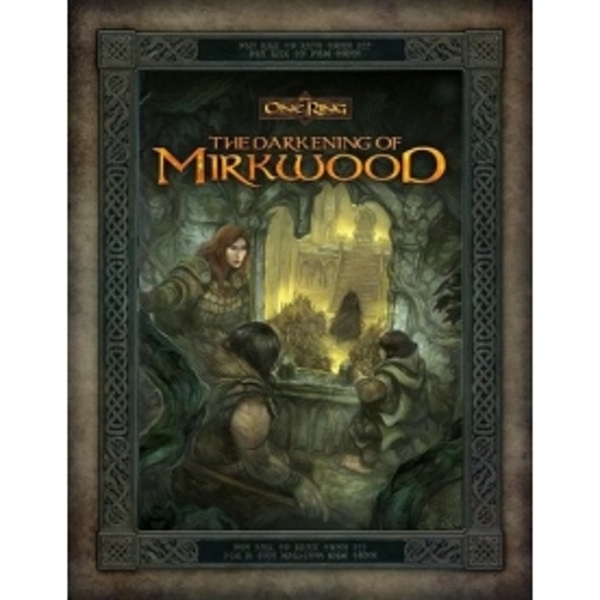 The Darkening of Mirkwood The One Ring RPG Board Game