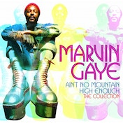Marvin Gaye - Ain't No Mountain High Enough - The Collection CD