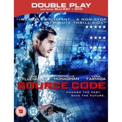 Source Code - Double Play Blu-ray and DVD