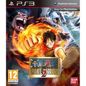 One Piece Pirate Warriors 2 Game PS3