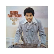 Bobby Patterson - It's Just A Matter Of Time Limited Edition Golden Caramle Vinyl