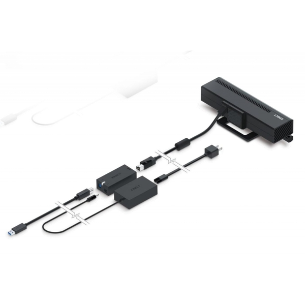 Xbox One Kinect Adapter for Xbox One S/Windows 10 (UK Plug)