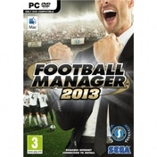 Football Manager 2013 PC &  Mac Game (Boxed and Digital Code)