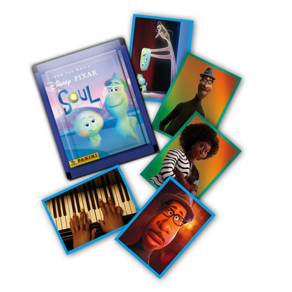Soul Movie Sticker Collection (50 Packs)