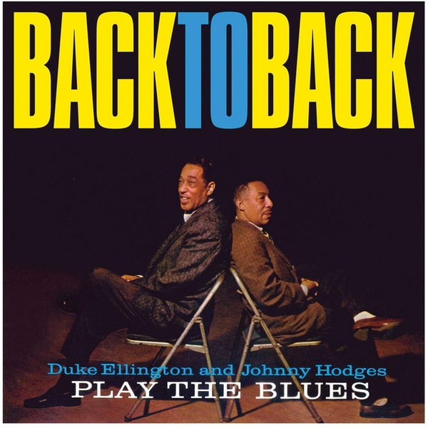 Duke Ellington & Johnny Hodges - Back to Back Vinyl