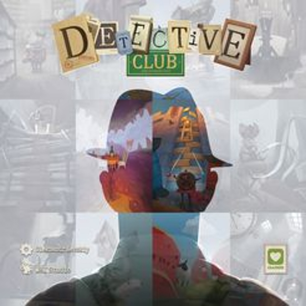 Detective Club Board Game