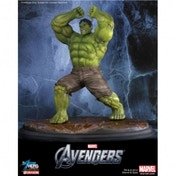 Avengers Hulk Action Hero Vignette