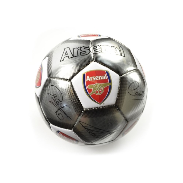Arsenal Special Edition Signature Ball Size 5