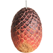 Red Dragon Egg  (Game of Thrones) Votive Candle