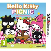 Hello Kitty Picnic Game 3DS