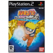 Naruto Uzumaki Chronicles 2 Game PS2