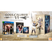 Soul Calibur VI Collector's Edition PS4 Game