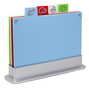 Coloured Index Chopping Board Set | M&W