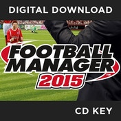 Football Manager 2015 PC CD Key Download for Steam