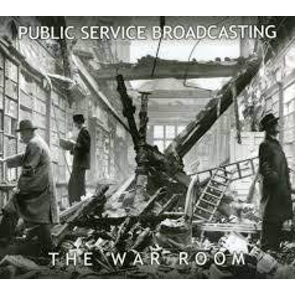 Public Service Broadcasting ‎– The War Room Vinyl