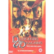 Dungeons and Dragons DVD