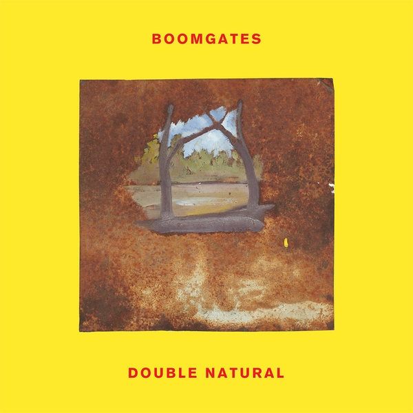 Boomgates ‎- Double Natural Limited Edition Yellow Vinyl