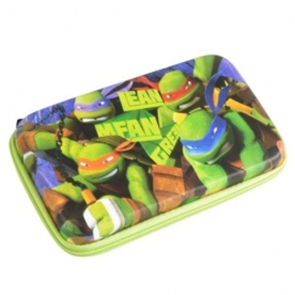 Teenage Mutant Ninja Turtles 5-in-1 Accessory Kit 3DS XL & 3DS - Image 1