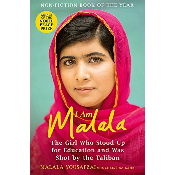 I Am Malala: The Girl Who Stood Up for Education and was Shot by the Taliban by Malala Yousafzai, Christina Lamb (Paperback, 2014)